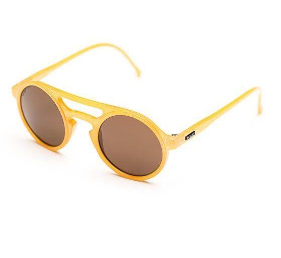 maki sunglasses giallo