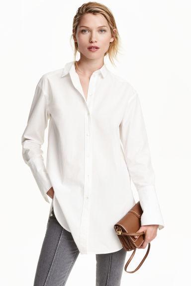 Camicia H&M bianca