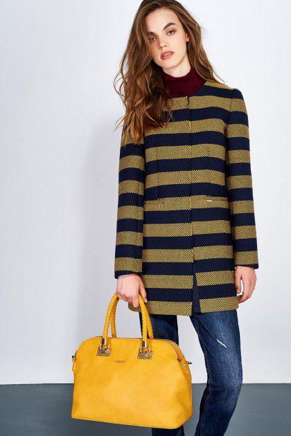 shopping bag Lu Jo Anna gialla