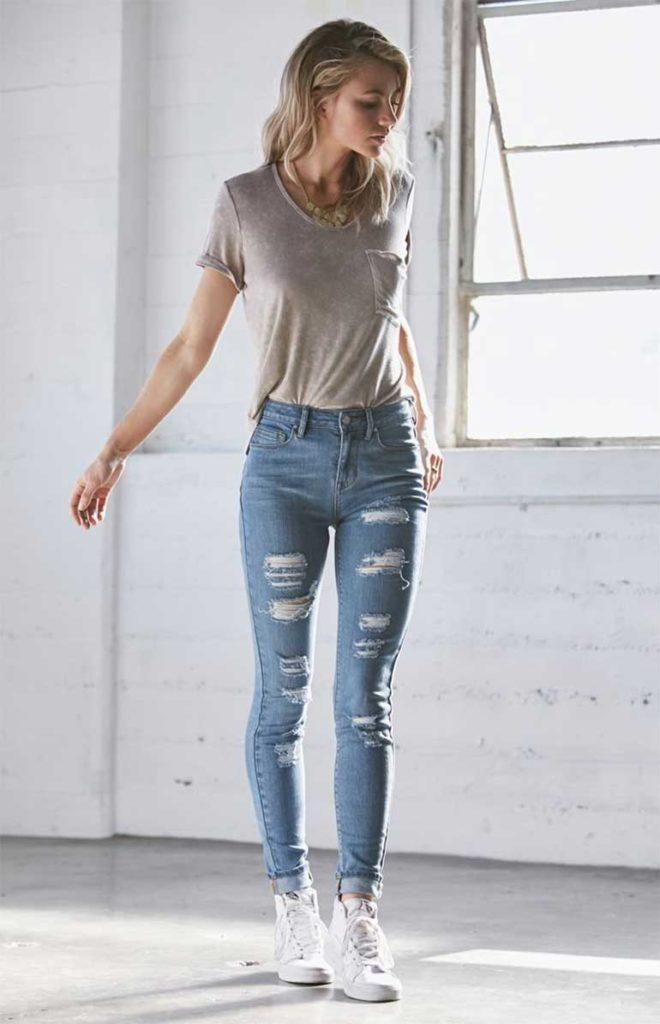 Jeans donna eonomici asutunno 2019-2020