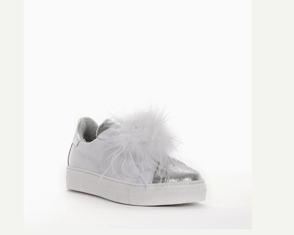 Sneakers Con piume