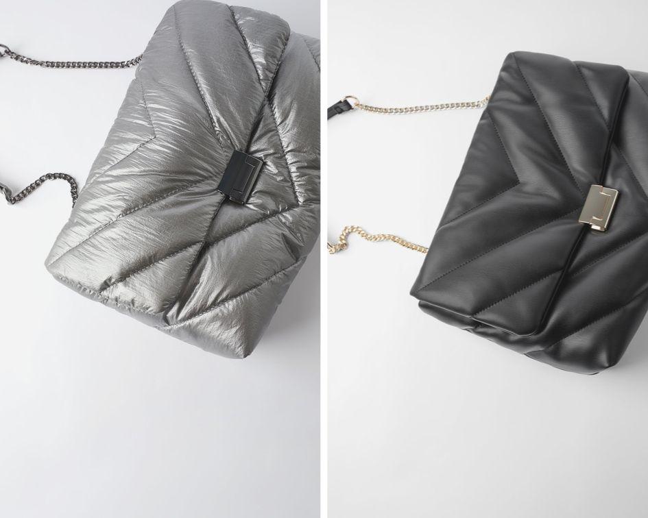 Borsa Zara Stay minimal