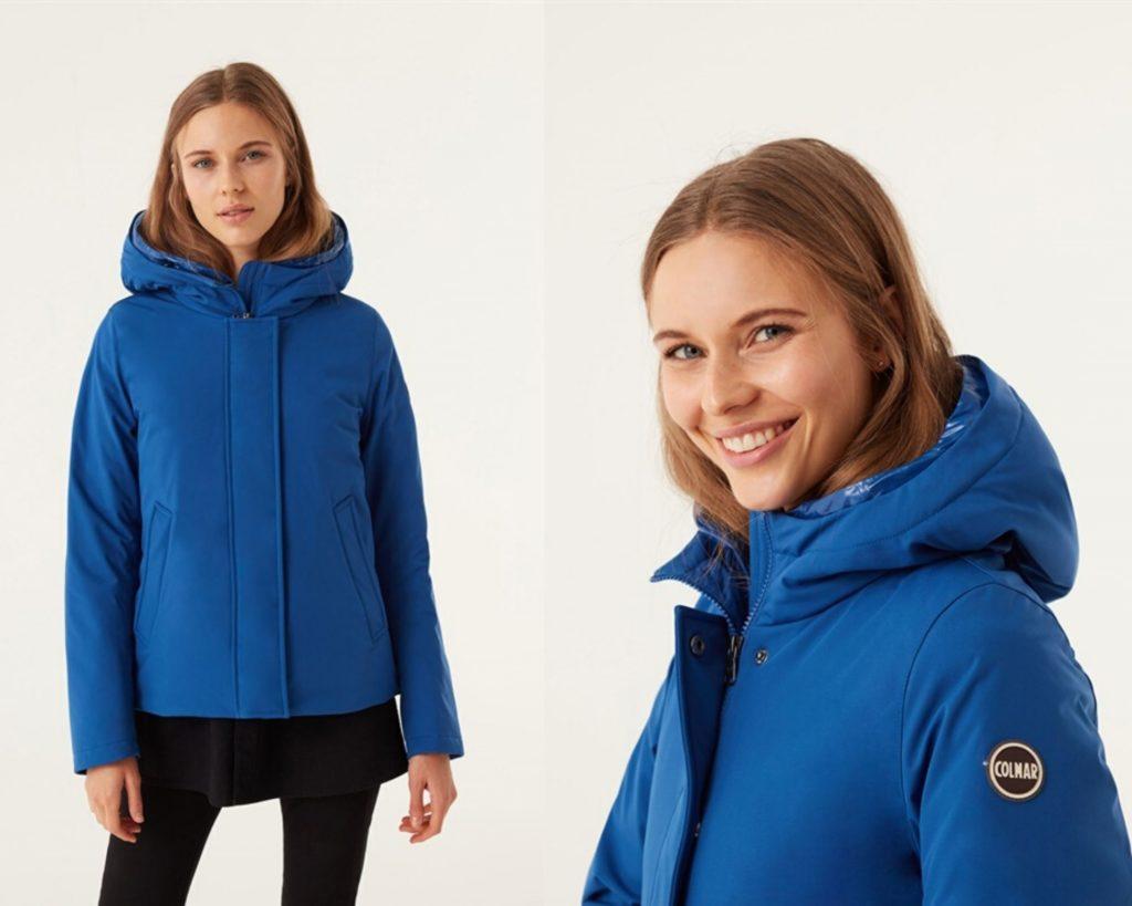 giacca da donna Colmar
