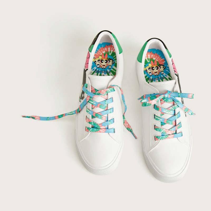 sneakers Superchicche per Bershka