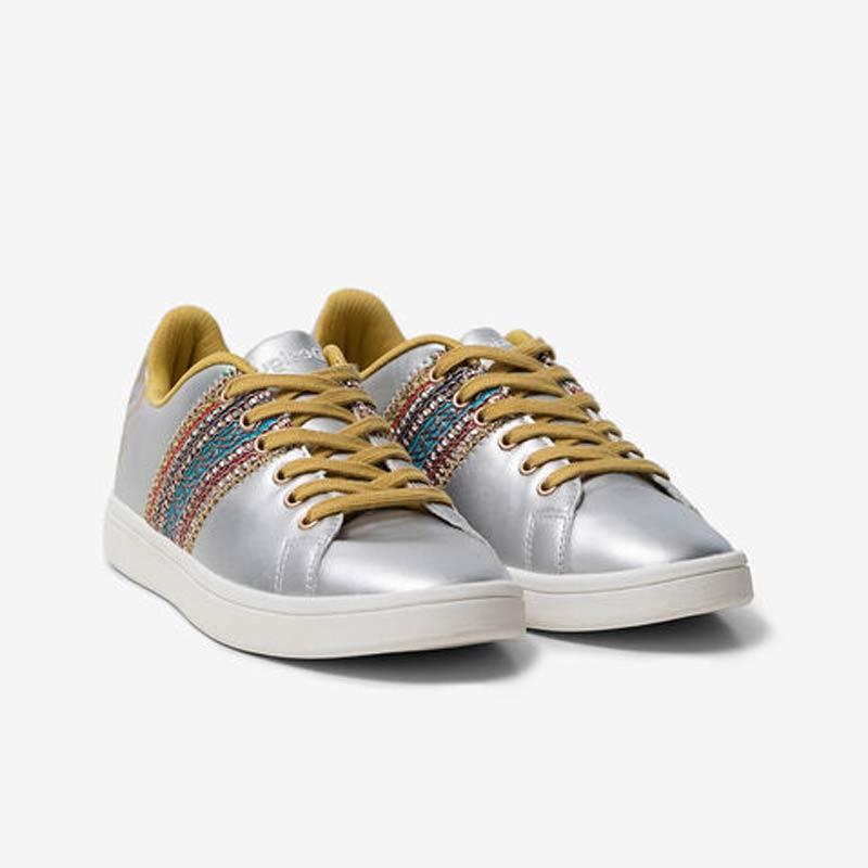 Sneaker Desigual con fasce Exotic